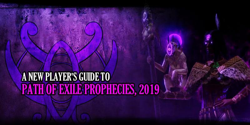 Path of Exile Prophecies